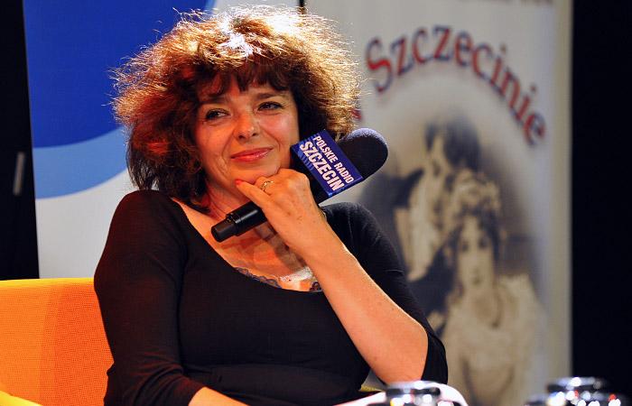 Katarzyna Grochola - Trochę Kultury - Radio Szczecin