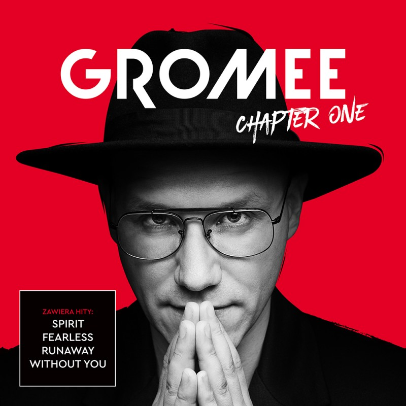 Gromee Chapter One okladka albumu