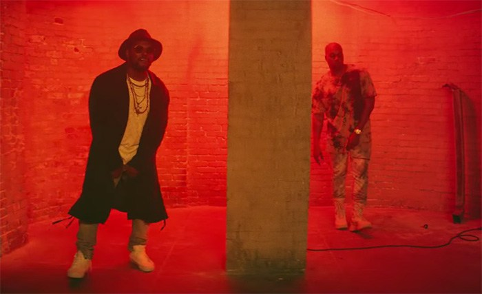 "ScHoolboy Q ""THat Part"" ft. Kanye West"