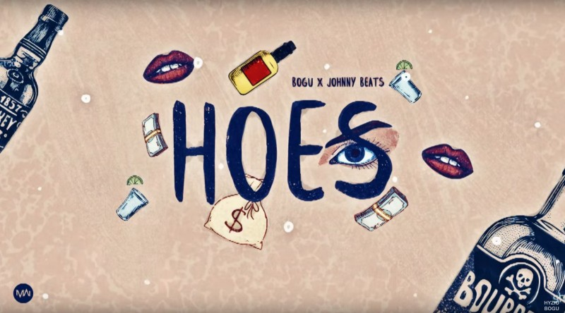 Bogu - Hoes prod. Johnny Beats