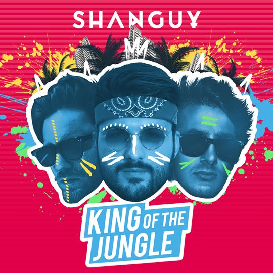 King Of The Jungle - Shanguy