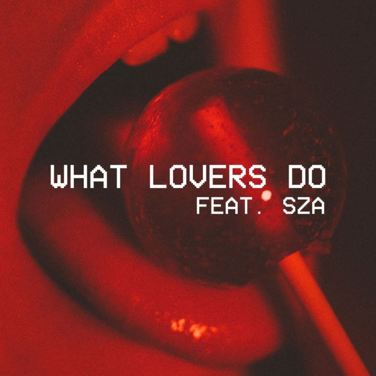 What Lovers Do - Maroon 5 feat. SZA