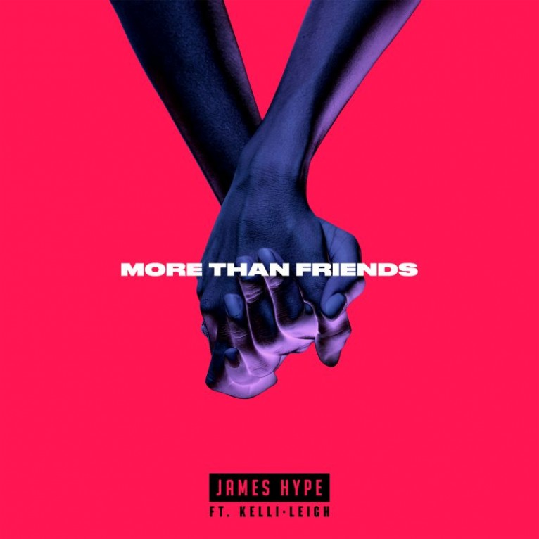 More Than Friends - James Hype feat. Kelli-Leigh