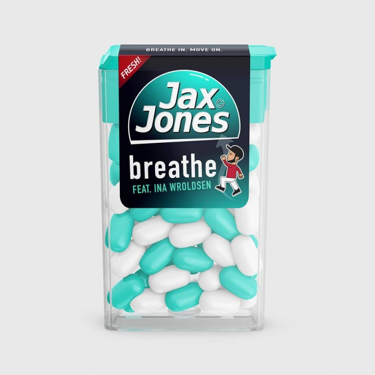 Breathe - Jax Jones feat. Ina Wroldsen