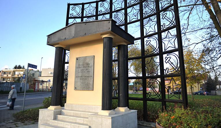 Pomnik Sławy Armii Radzieckiej w Szczecinie