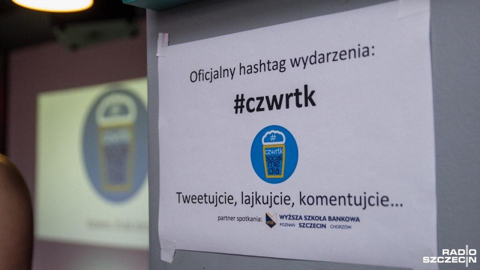 Facebook przy piwie [WIDEO, ZDJĘCIA] Radio Szczecin
