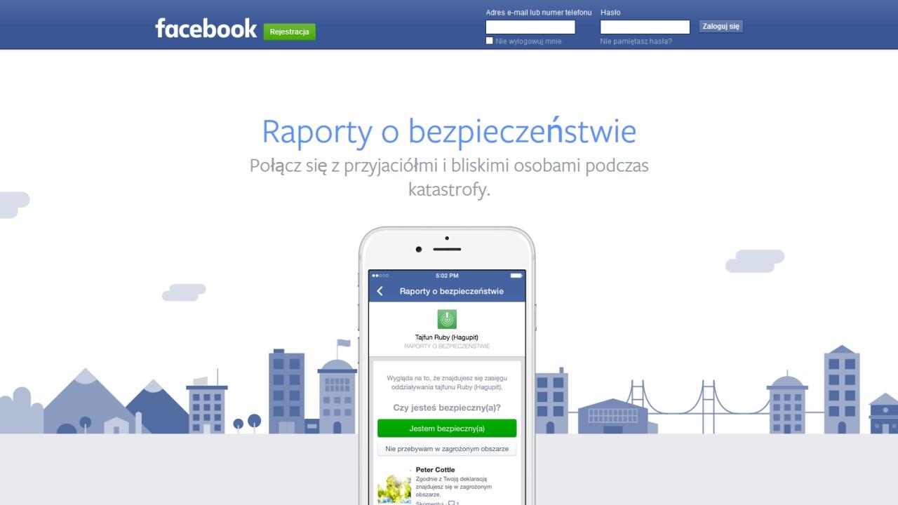 Po zamachach jest nowa opcja na facebooku kraj i wiat radio
