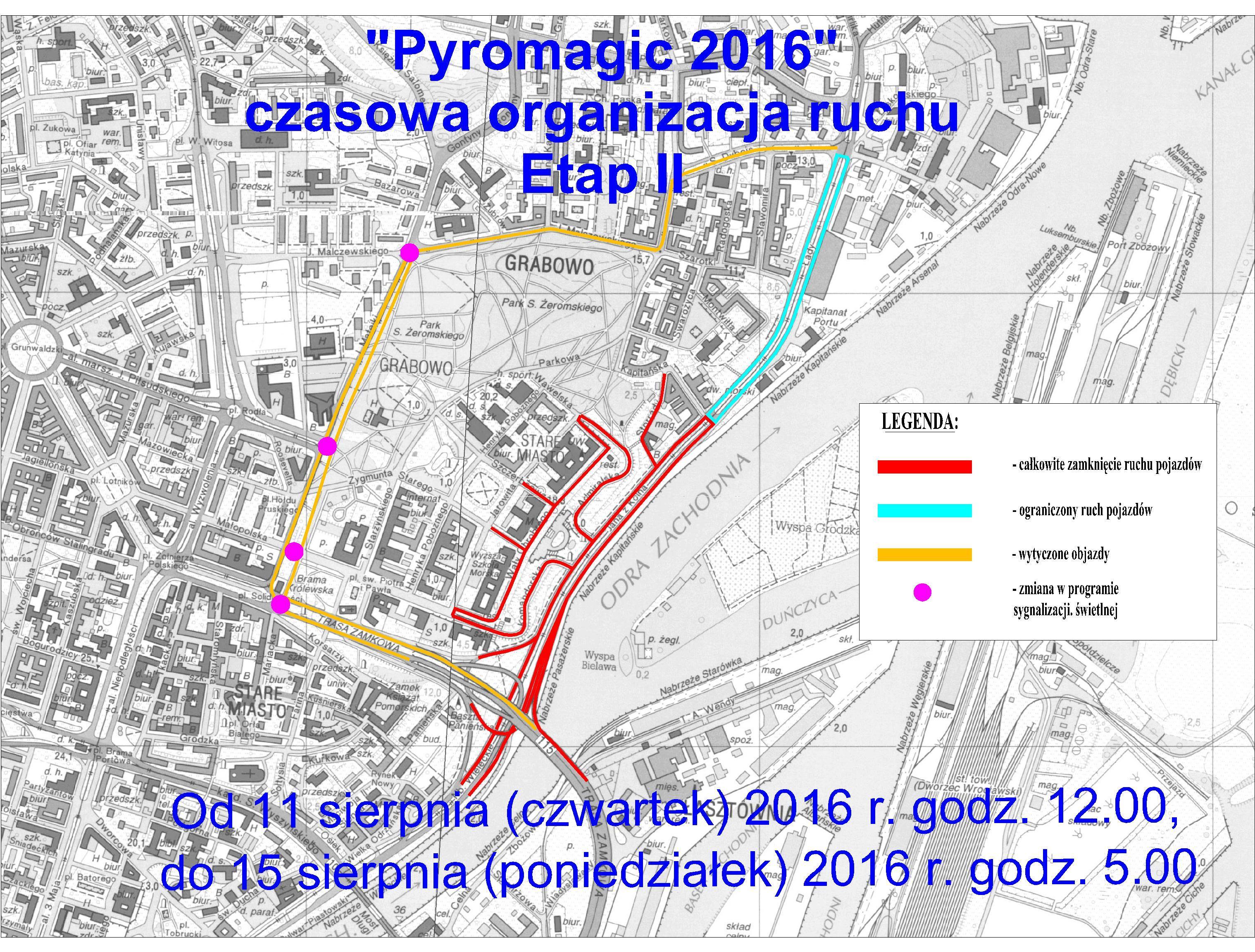 Szykuje Sie Festiwal Drogowcy Zamkna Czesc Ulic Mapy Radio