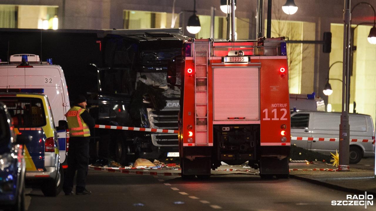 Zamach Photo: Zamach Terrorystyczny W Berlinie. Nie żyje Polak, Kierowca