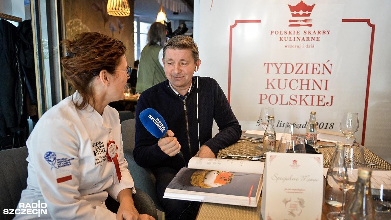 Szczeciński Tydzień Kuchni Polskiej Na świętego Marcina