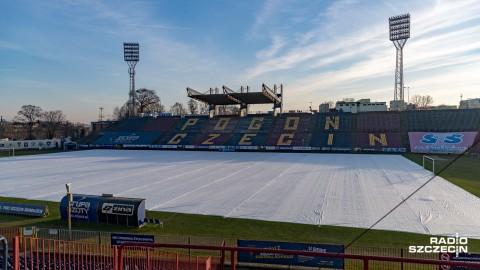 pogoń szczecin stadion sektor gości