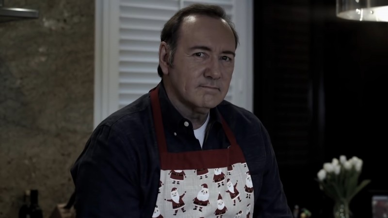 Kevin Spacey. Fot. YouTube / BlackTree TV