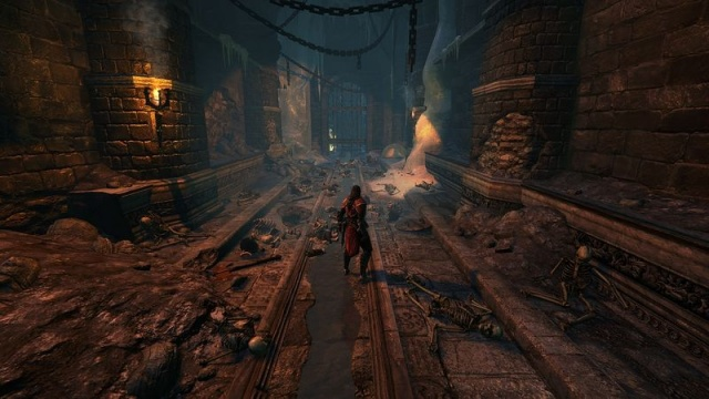 Castlevania Lords of Shadow, screen z gry (12)