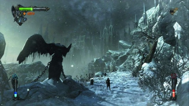 Castlevania Lords of Shadow, screen z gry (3)