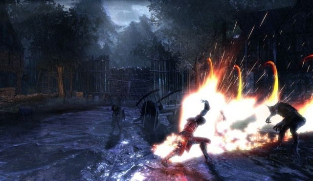 Castlevania Lords of Shadow, screen z gry (21)
