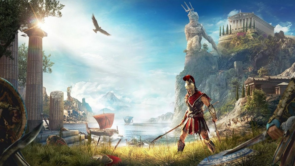 Assassin's Creed: Odyssey Story Creator Mode
