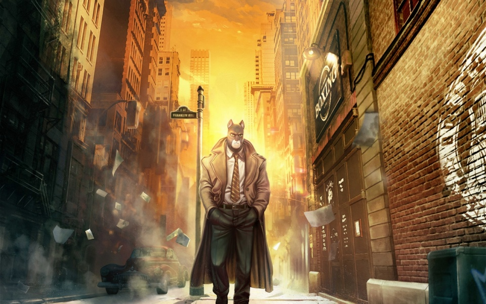Blacksad: Under The Skin