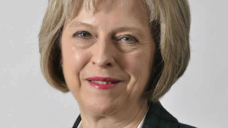 Theresa May. Fot. www.wikipedia.org / UK Home Office