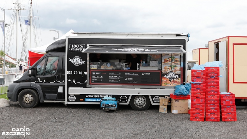 światowa Kuchnia Prosto Z Food Trucków Region Radio Szczecin
