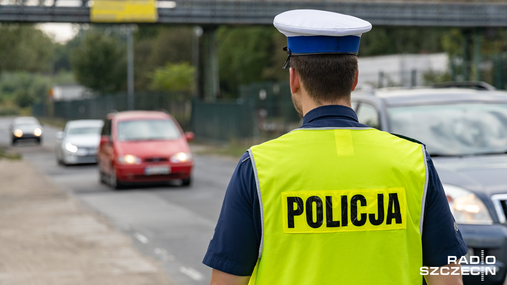 Połączyć się z funkcjonariuszem policji