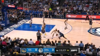 Mavericks zmiażdżyli Golden State. Triple-double Doncica [WIDEO]